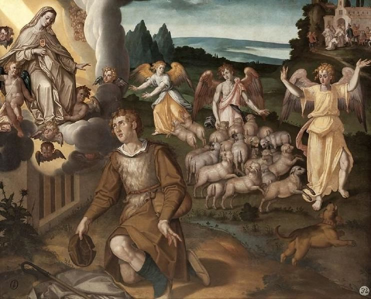 slave of the saints Home articles  cult of the saints: an introduction to recognizing similarities between the saints and their old gods, the slaves simply renamed their gods.