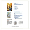 Evangelical Virtues of Mary, Virgin Mary, Jesus, Holy Spirit, God the Father, November